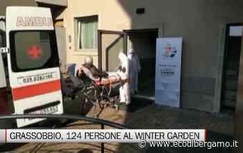 Grassobbio, saliranno a 124 i pazienti al Winter Garden - L'Eco di Bergamo