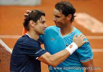 """Rafael Nadal Holds The Pressure Better Than Other Players"" - David... - Essentially Sports"