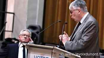 précédent Avesnes-sur-Helpe: Jean-René Lecerf est venu apporter son soutien au candidat Alain Poyart - La Voix du Nord