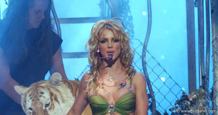 'Tiger King' Fans Go Crazy After Discovering Doc Antle Was in Britney Spears' MTV VMAs 2001 Performance!