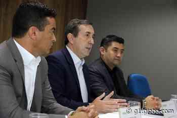 Prefeito de Mogi das Cruzes, Marcus Melo deixa presidência do Condemat - G1