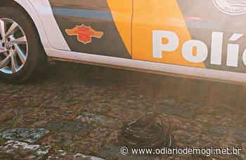 Ex-presidiário e cúmplice são presos por furto em Mogi das Cruzes - O Diário