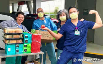 Entertainment Industry Parents Helping L.A. Healthcare Workers, Restaurants During Coronavirus Crisis - Deadline
