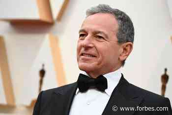 Bob Iger, Entertainment's Highest-Paid Executive, Forgoes Salary To Combat Disney's Coronavirus Hit - Forbes