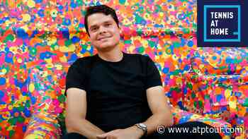 Why Milos Raonic Is Rationing, Not Binging, On Streaming Video - ATP Tour