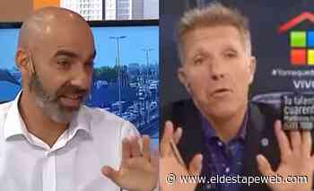 Video: la confesión de Alejandro Fantino que lo dejó en ridículo al aire de América - El Destape