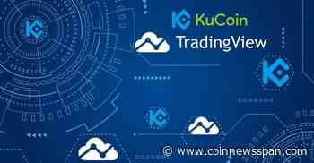 KuCoin Is Now Available on Trading View - CoinNewsSpan