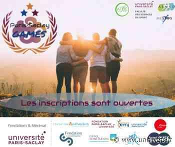 Paris-Saclay Games Faculté des Sciences du Sport Orsay 12 mars 2020 - Unidivers