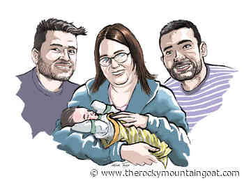 """Valemount Surrogacy: Montreal men say they're """"the happiest family"""" - The Rocky Mountain Goat"""