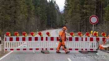 Coronavirus: Waldbesitzer leiden unter Schließung der Grenze bei Bayrischzell - Merkur.de