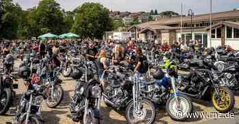 """""""Hohenloher Harley Run"""": 400 Harleys kamen nach Osterburken - Rhein-Neckar Zeitung"""