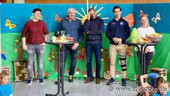 Prominente Sportler zu Gast in Ohlstadt beim Bundesweiten Vorlesetag - kreisbote.de