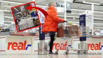 Real in NRW sorgt für Klopapier-Skandal – mit DIESER frechen Aktion - Der Westen