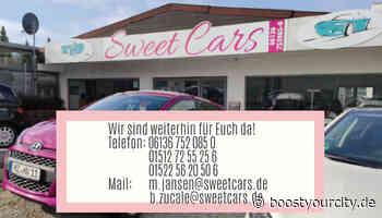 Sweet Cars in Nieder-Olm ist weiterhin für seine Kundinnen da - Boost your City Nachrichten