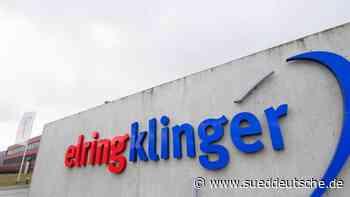 Gewinn von ElringKlinger schrumpft schon vor der Krise - Süddeutsche Zeitung