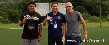 Camanducaia assina contrato com o Santos FC e é novo franqueado Meninos da Vila - Santos Futebol Clube
