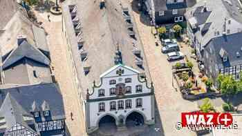 Online-Voting: Brilon hat das drittschönste Rathaus in NRW - WAZ News