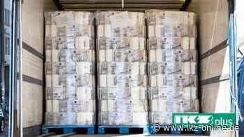 Hamsterkäufe: So entwickelt sich das Kaufverhalten in Brilon - IKZ