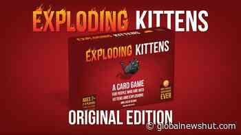 Exploding Kittens is having a site-wide 30% off sale, and it is extra enjoyable than it sounds - Global News Hut