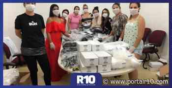 Picos Por Jucelma Sales Hospital Regional de Picos recebe doação de material de proteção individual - Portal R10