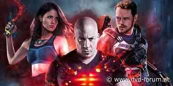 """""""Bloodshot"""" mit Vin Diesel: Cover-Artwork des Blu-ray-Steelbooks final - Blu-ray - DVD-Forum.at"""