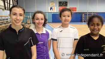 Badminton : aujourd'hui à Gallargues-le-Montueux les Trébéennes en championnat régional - L'Indépendant