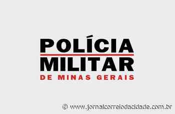 PM prende suspeito de furto em Ouro Branco após assalto com máscaras cirúrgicas - Correio Online - Jornal Correio da Cidade