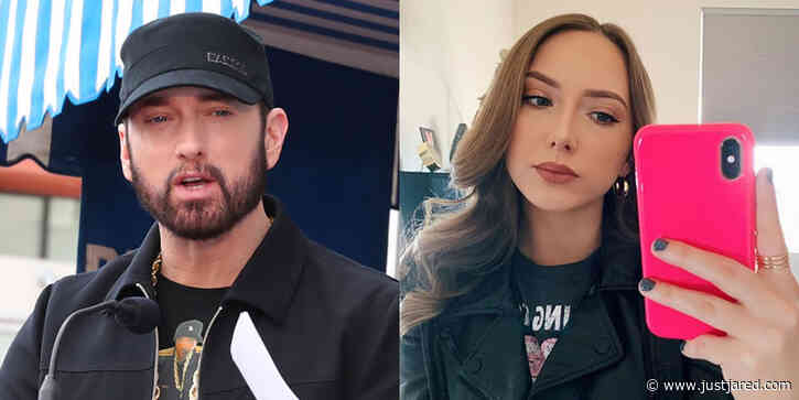 Eminem Says He's Proud of Daughter Hailie, Gushes About Her in New Interview!