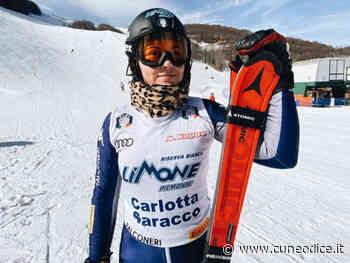 Sci alpino, nello slalom Fis di Vipiteno-Montecavallo Carlotta Saracco ritrova il podio - Cuneodice.it