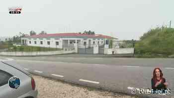 Pombal: utente tenta fugir e lar foi alertado pela reportagem da TVI - TVI24