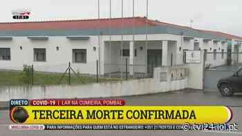 Covid-19: terceira morte no lar da Cumieira em Pombal - TVI24