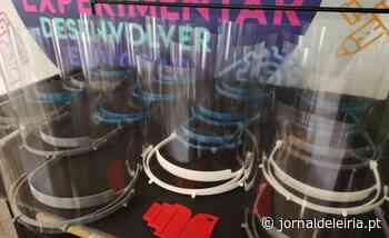Makers de Pombal também estão a produzir viseiras e há um supermercado que ajuda - Jornal de Leiria