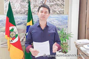 Prefeito de Soledade prorroga decretos e comércio e indústria ficam fechados até dia 5/4 - Acontece no RS