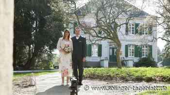 Brautpaar muss Hochzeit ohne Gäste feiern