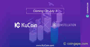 KuCoin Announced The Listing Of A New Promising Token Constellation DAG - Coingape