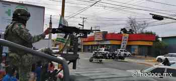 Balacera en la colonia Guadalupe Victoria deja dos policías heridos y dos autos dañados - Rio Doce
