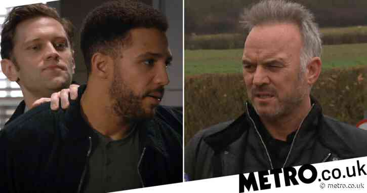 Emmerdale spoilers: Billy Fletcher goes to prison as he's set up by evil DI Malone?