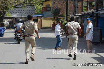 Polisi Hyderabad India Tangkap Warga yang Masih Berjamaah - Republika Online