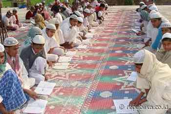 210 Jamaah Tabligh Dikarantina di Masjid Hyderabad Pakistan - Republika Online