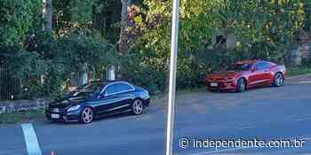 Veículo de Venâncio Aires é flagrado em racha em Sapiranga - independente