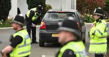Counter-terror chief warns PCs against 'overzealous' enforcing of virus lockdown