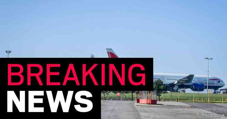 British Airways stops flights to and from Gatwick Airport during coronavirus crisis