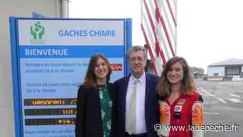 Escalquens. Gaches Chimie produit 80 000 litres de gel par semaine - LaDepeche.fr