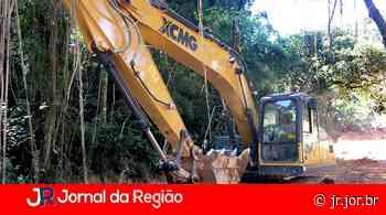 Começa obra do Parque Botânico Santa Gertrudes - JORNAL DA REGIÃO - JUNDIAÍ