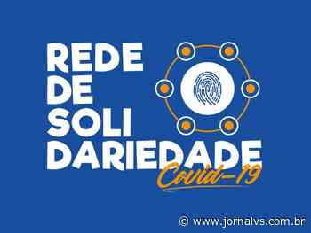 Rede de Solidariedade começa a receber doações de alimentos hoje em Esteio - Jornal VS