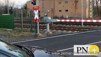 """Gleisbauarbeiten in Vechelde – """"Baulärm nicht zu verhindern"""" - Peiner Nachrichten"""