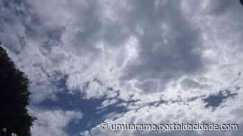 Fim de semana será de chuva em Umuarama, segundo Simepar - ® Portal da Cidade   Umuarama