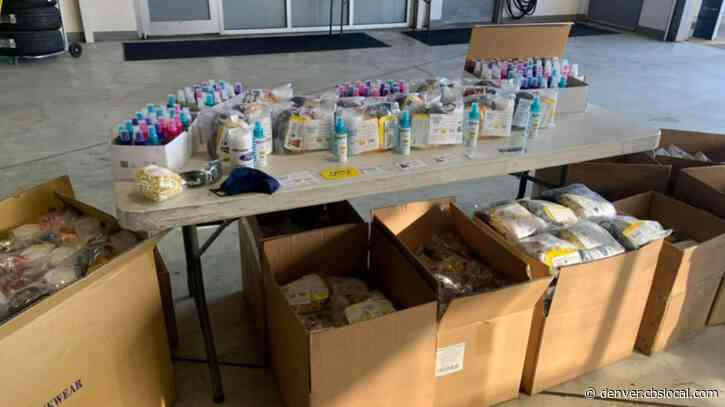 Nonprofit Shield616 Adds Cleaning Supplies To Police Safety Donations