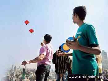 One more boy lost life by kite flying - UrduPoint News