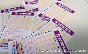 Ganhadores da Lotofácil são de Duartina (SP) e Vitória, confira valor do prêmio e resultado - Notícias de Loterias